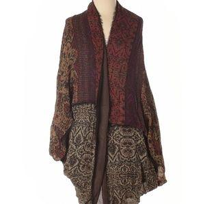 Zara Tribe Pattern Kimono